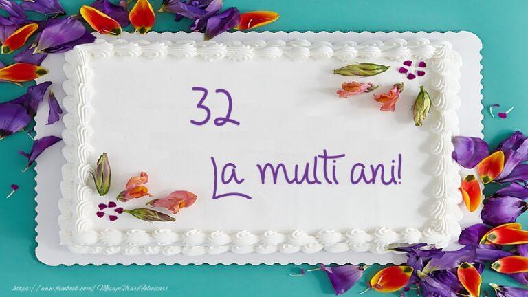 32 concluzii de viață până la vârsta de 32 de ani